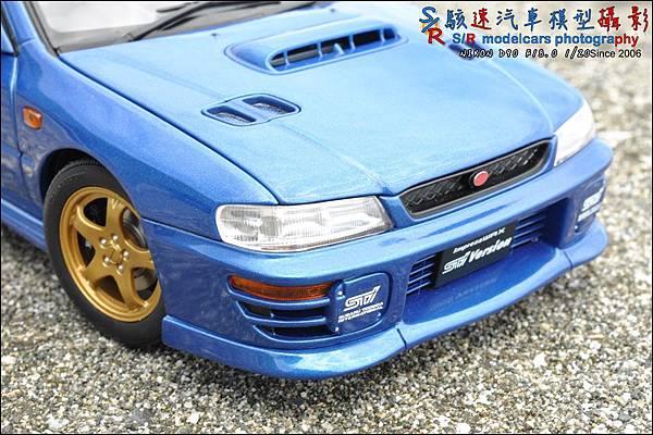 SUBARU IMPREZA WRX STI Type R by Autoart 007.JPG