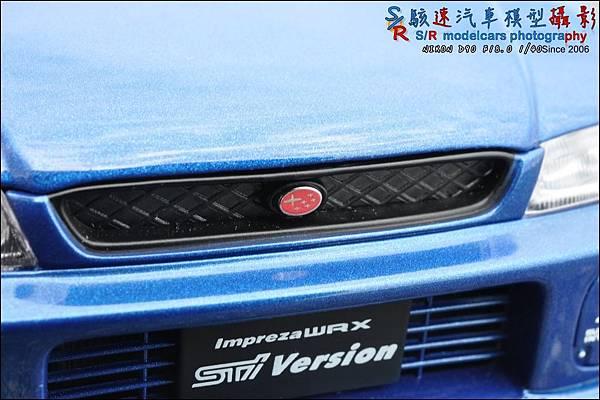 SUBARU IMPREZA WRX STI Type R by Autoart 010.JPG