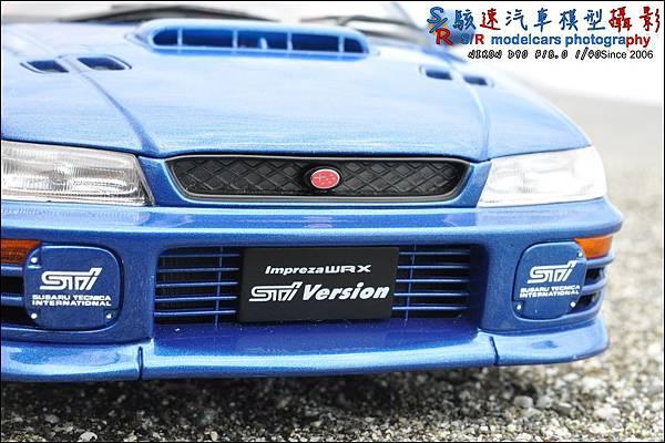 SUBARU IMPREZA WRX STI Type R by Autoart 009.JPG