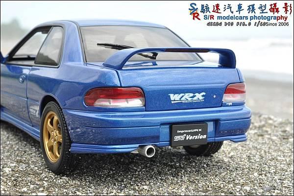 SUBARU IMPREZA WRX STI Type R by Autoart 011.JPG