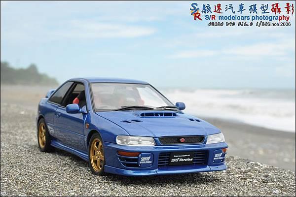 SUBARU IMPREZA WRX STI Type R by Autoart 022.JPG