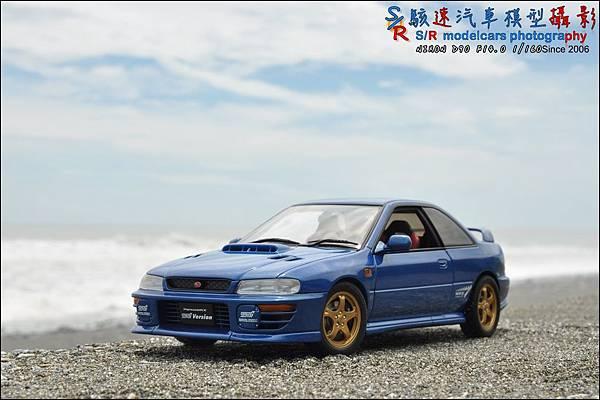 SUBARU IMPREZA WRX STI Type R by Autoart 030.JPG