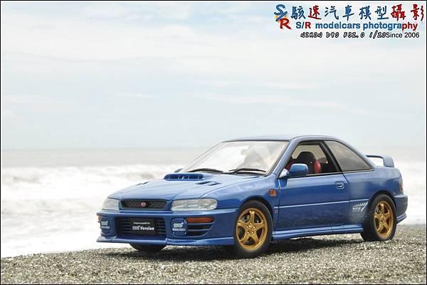 SUBARU IMPREZA WRX STI Type R by Autoart 033.JPG