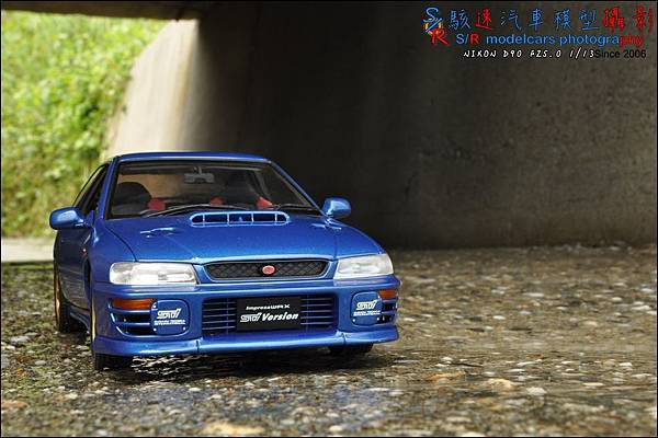 SUBARU IMPREZA WRX STI Type R by Autoart 042.JPG