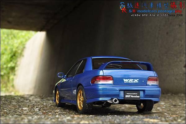 SUBARU IMPREZA WRX STI Type R by Autoart 046.JPG