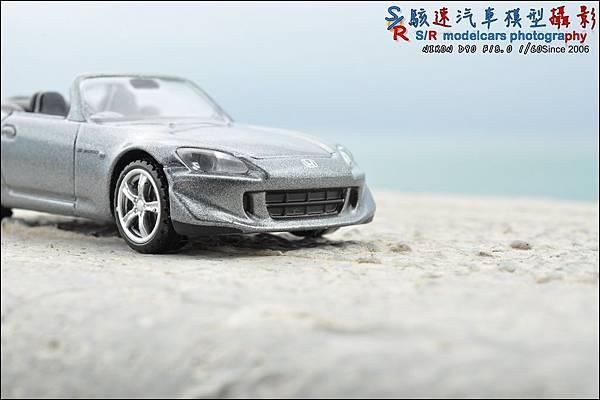 Honda S2000 Type S by Tomica Premium 004.JPG
