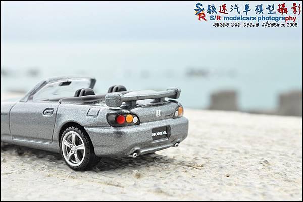 Honda S2000 Type S by Tomica Premium 007.JPG