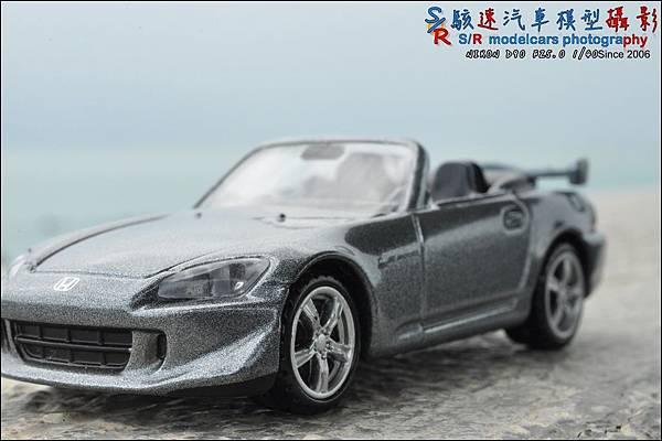 Honda S2000 Type S by Tomica Premium 020.JPG