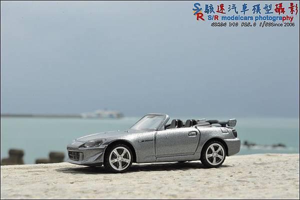 Honda S2000 Type S by Tomica Premium 033.JPG