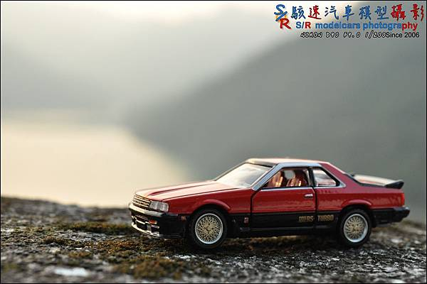 NISSAN Skyline 2000 Turbo RS by Tomica Premium 014.JPG