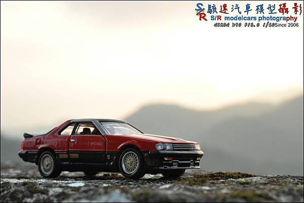 NISSAN Skyline 2000 Turbo RS by Tomica Premium 022.JPG