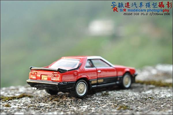 NISSAN Skyline 2000 Turbo RS by Tomica Premium 025.JPG