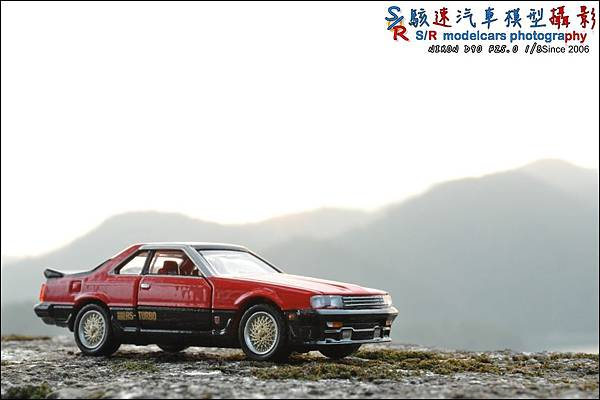 NISSAN Skyline 2000 Turbo RS by Tomica Premium 030.JPG