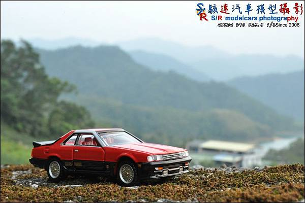 NISSAN Skyline 2000 Turbo RS by Tomica Premium 031.JPG