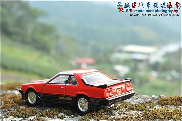NISSAN Skyline 2000 Turbo RS by Tomica Premium 032.JPG