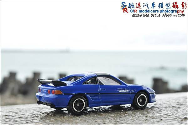TOYOTA MR2 by Tomica 007.JPG