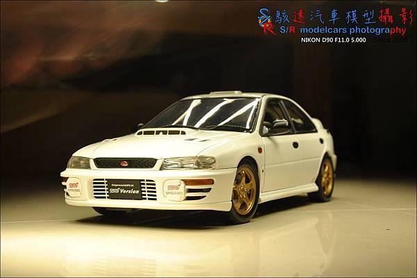 SUBARU IMPREZA WRX STI Sedan by Autoart 004.JPG