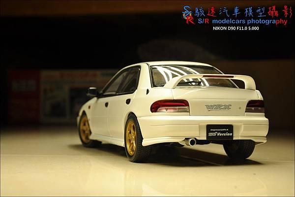 SUBARU IMPREZA WRX STI Sedan by Autoart 003.JPG