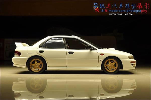 SUBARU IMPREZA WRX STI Sedan by Autoart 002.JPG