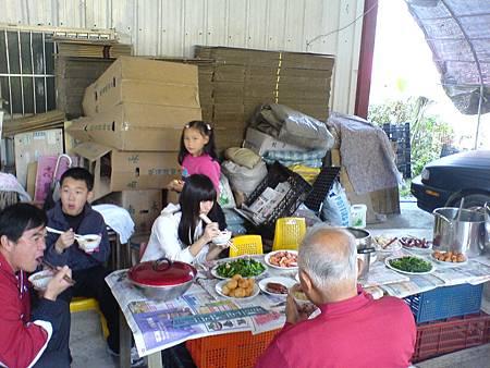 1月29日同學農場午餐聚會