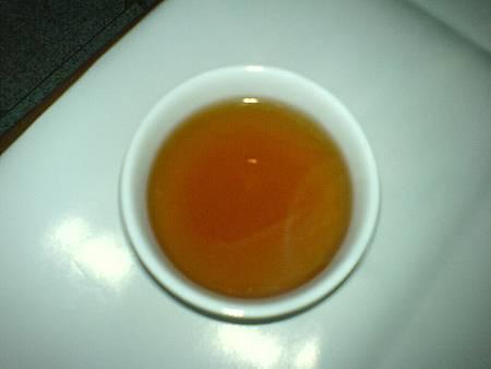 烏龍紅茶的茶湯