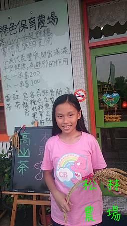 小米裝飾穗