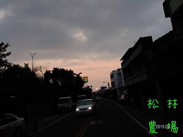 20190429田尾民生路的懸日