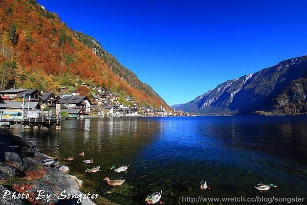 奧地利湖區