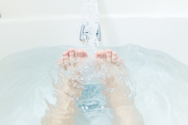 泡腳減肥法1