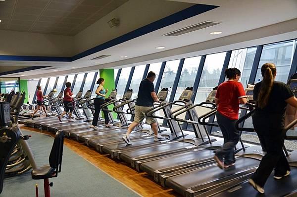 跑步機減肥