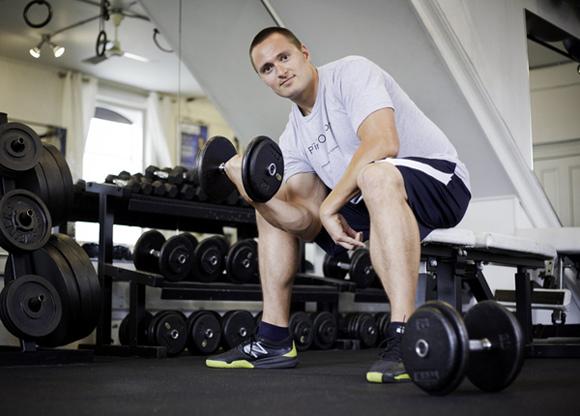 練肌肉方法1