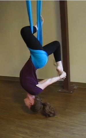 你了解空中瑜珈嗎?讓你愛上空中瑜珈的理由!