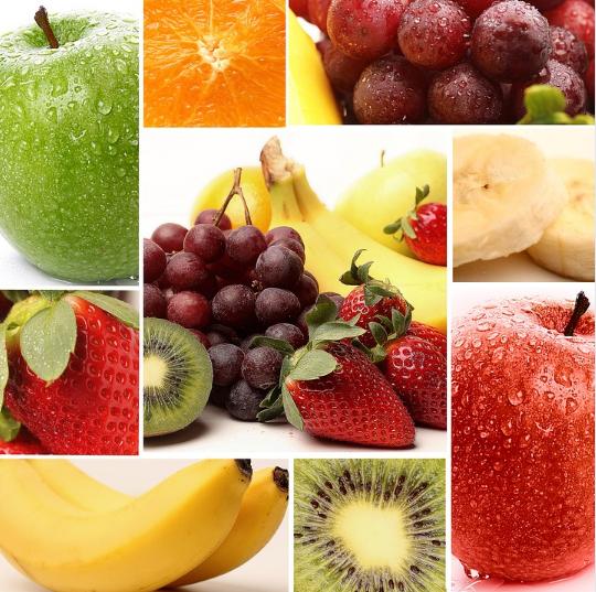 松裕堂中醫-高熱量水果排行