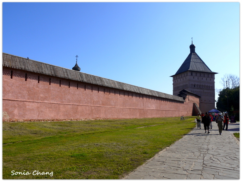 悄悄走進俄羅斯《心靈樂音.蘇茲達里–古城金環》