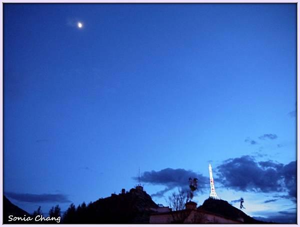 《夜幕下,布達拉宮!》06