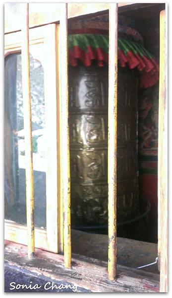 《奔跑在西藏最大寺廟 –哲蚌寺!》07