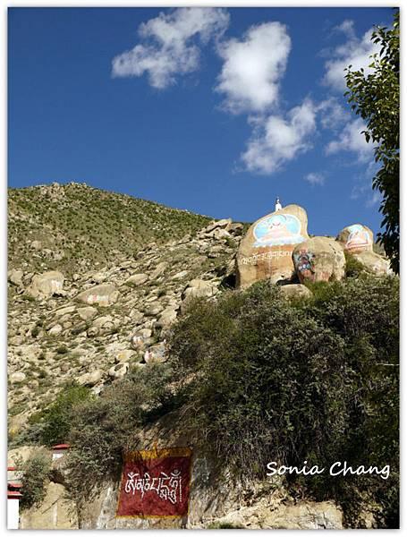 《奔跑在西藏最大寺廟 –哲蚌寺!》14