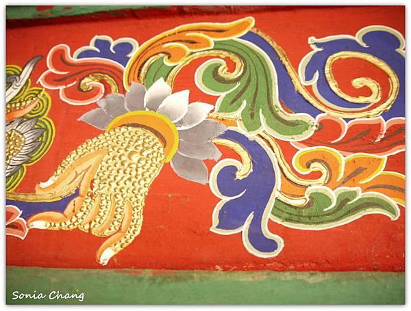 《奔跑在西藏最大寺廟 –哲蚌寺!》19