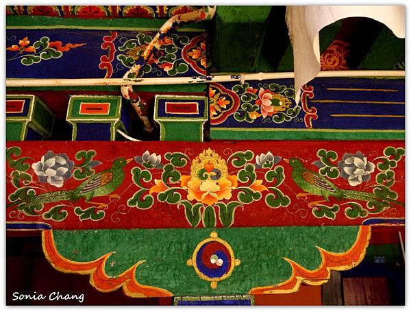 《奔跑在西藏最大寺廟 –哲蚌寺!》20