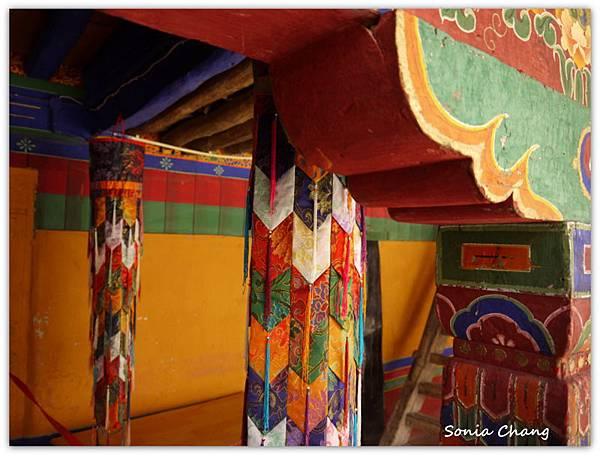 《奔跑在西藏最大寺廟 –哲蚌寺!》21