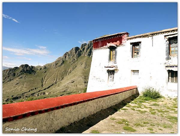 《奔跑在西藏最大寺廟 –哲蚌寺!》23