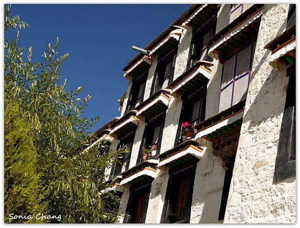 《奔跑在西藏最大寺廟 –哲蚌寺!》24