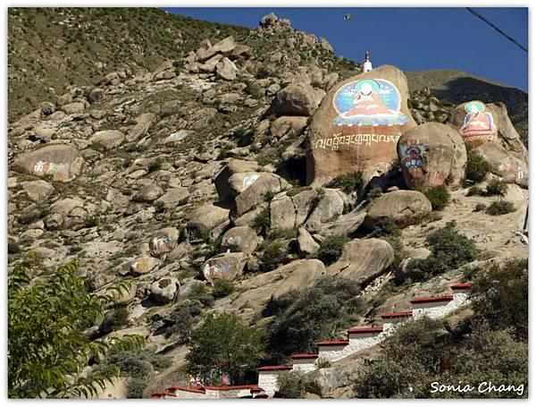《奔跑在西藏最大寺廟 –哲蚌寺!》27