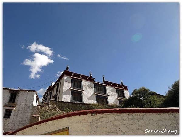 《奔跑在西藏最大寺廟 –哲蚌寺!》28