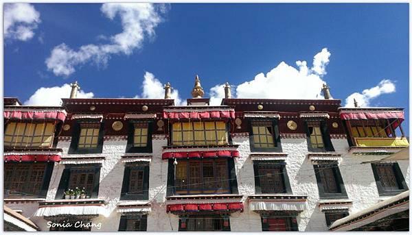 《奔跑在西藏最大寺廟 –哲蚌寺!》30