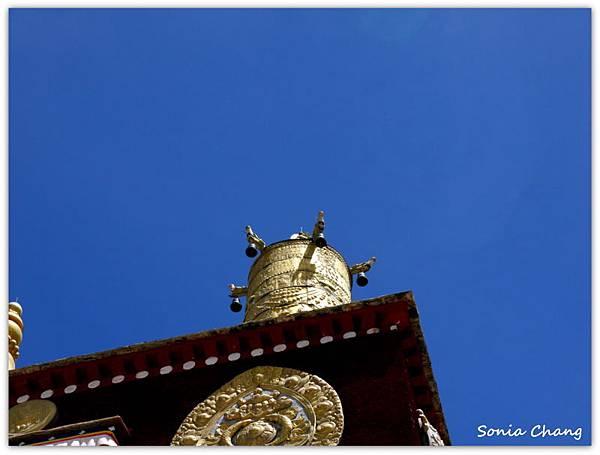 《奔跑在西藏最大寺廟 –哲蚌寺!》31