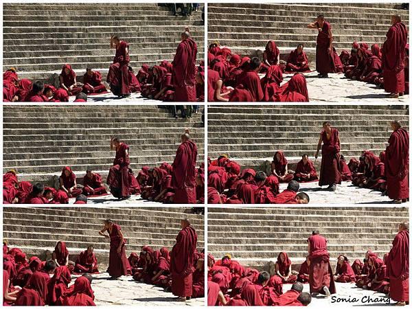 《奔跑在西藏最大寺廟 –哲蚌寺!》35