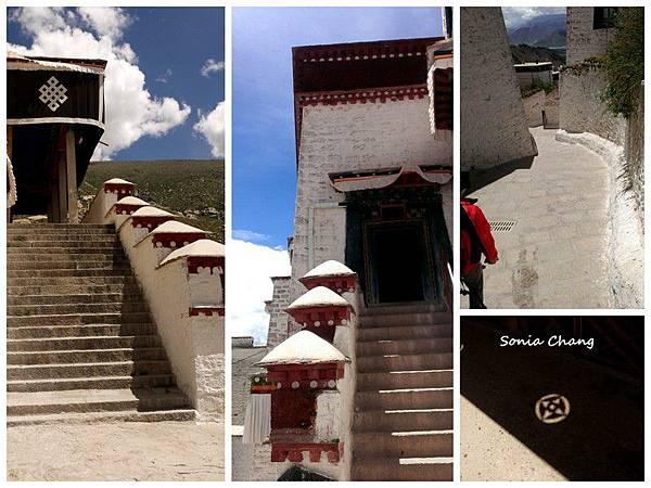 《奔跑在西藏最大寺廟 –哲蚌寺!》37