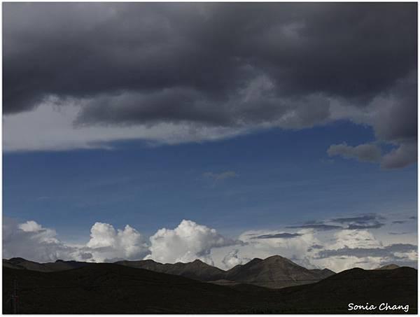 《魔幻天雨 –回日喀則的路上!》23