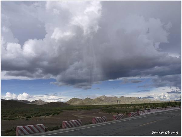 《魔幻天雨 –回日喀則的路上!》27